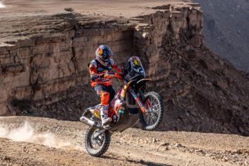 Highlights del Dakar Rally 2020 di KTM