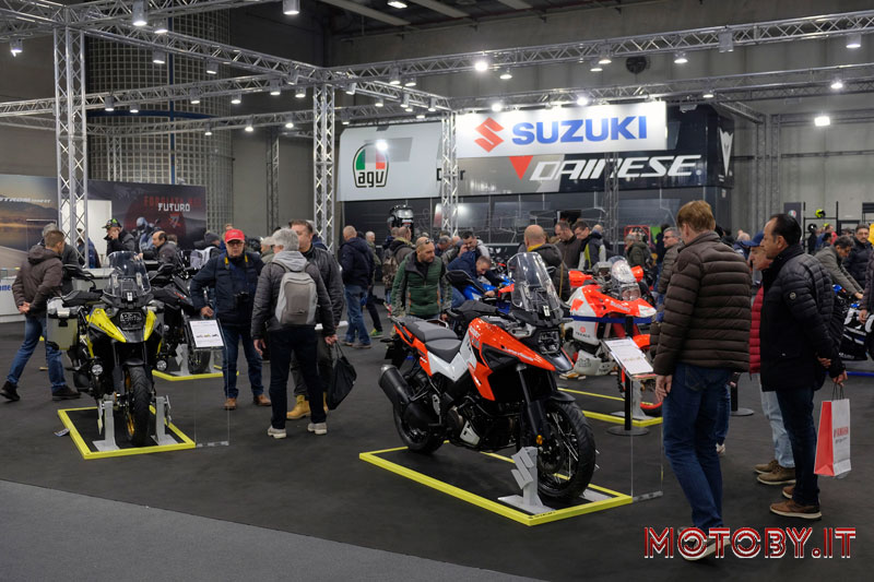 Suzuki Motor Bike Expo 2020
