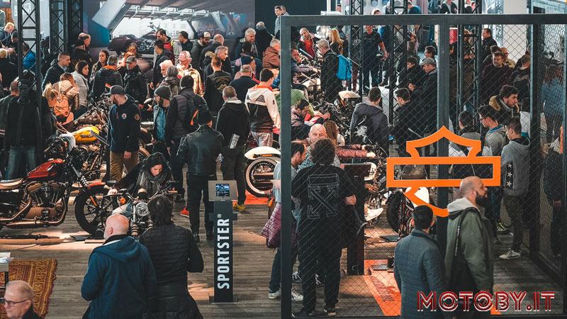 Harley-Davidson MBE2020