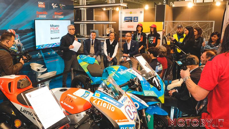 Misano World Circuit MBE