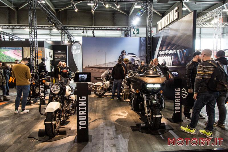 Harley Davidson Motor Bike Expo