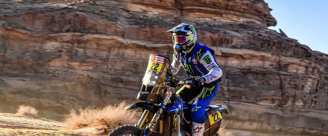 Franco Caimi Monster Energy Yamaha Rally Team