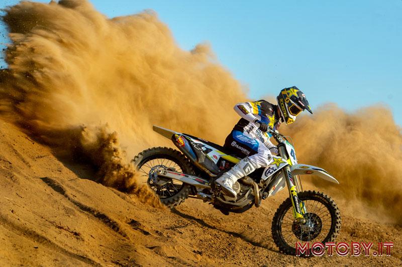 Paul Jonass RockStar Energy Husqvarna Factory Racing MXGP