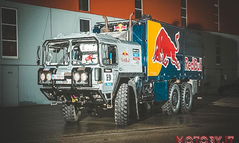 Red Bull Truck Dakar