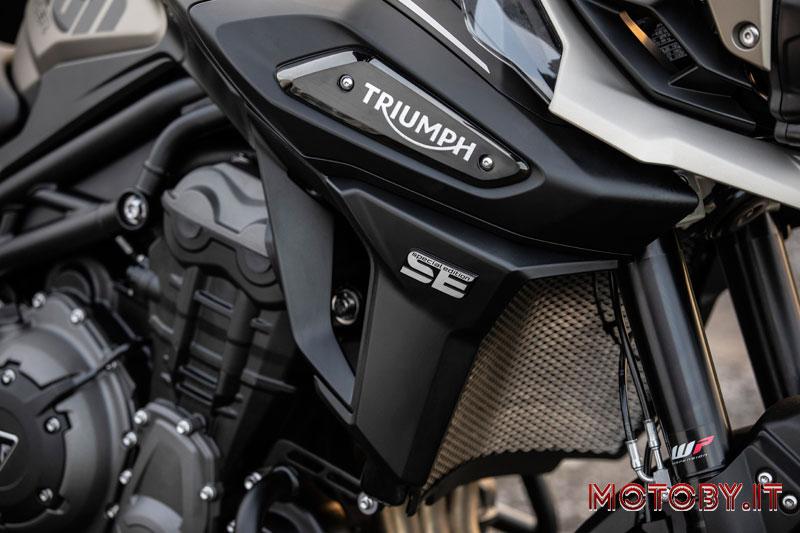 Triumph Tiger 1200 Desert Edition