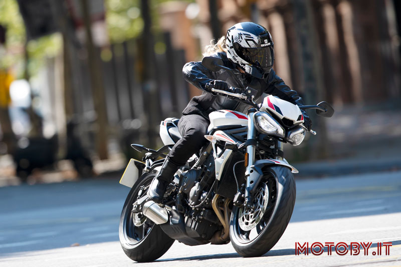 Triumph Motorcycles Street Triple S