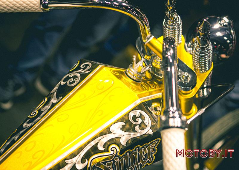 Boccin Custom Cycles Motor Bike Expo 2020