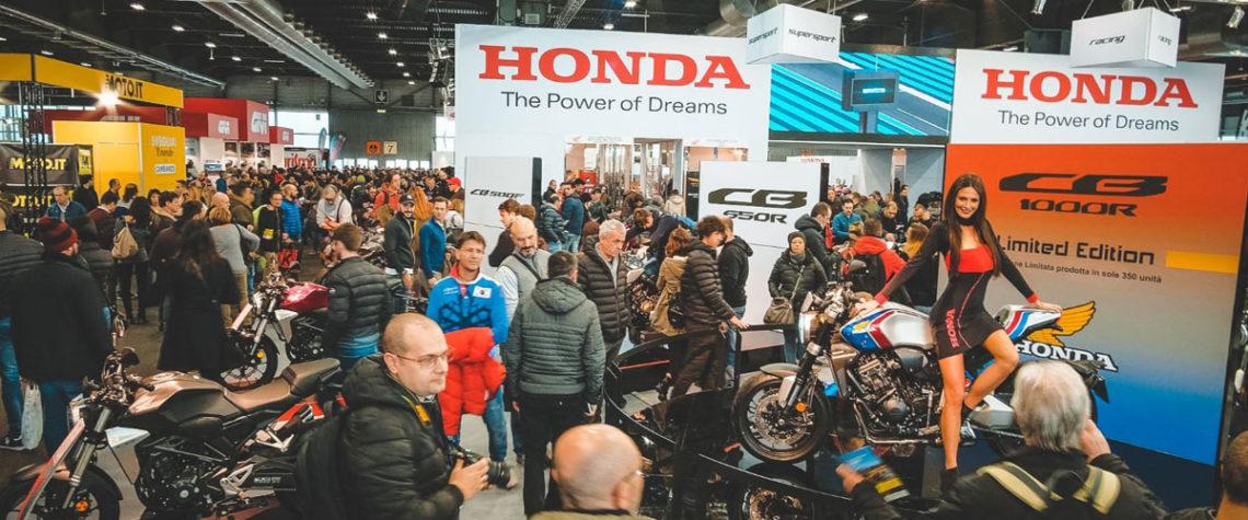 Honda Motor Bike Expo