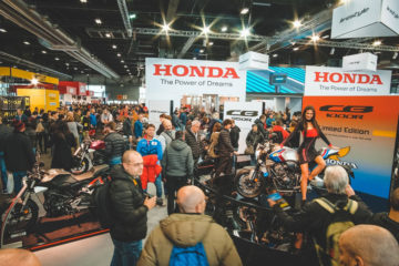 Honda Motor Bike Expo
