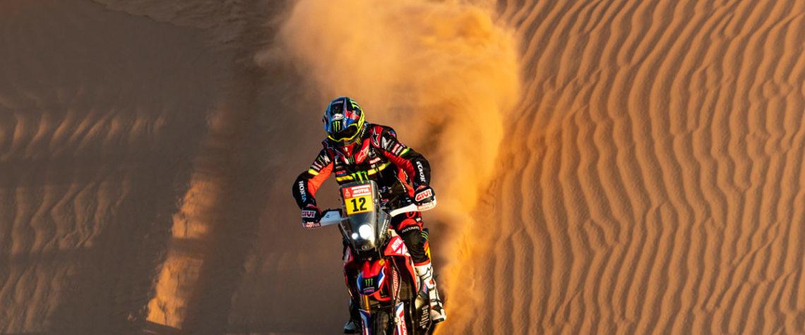 Honda Racing Dakar Rally 2020