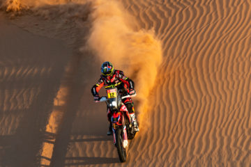 Honda Racing Dakar Rally 2020