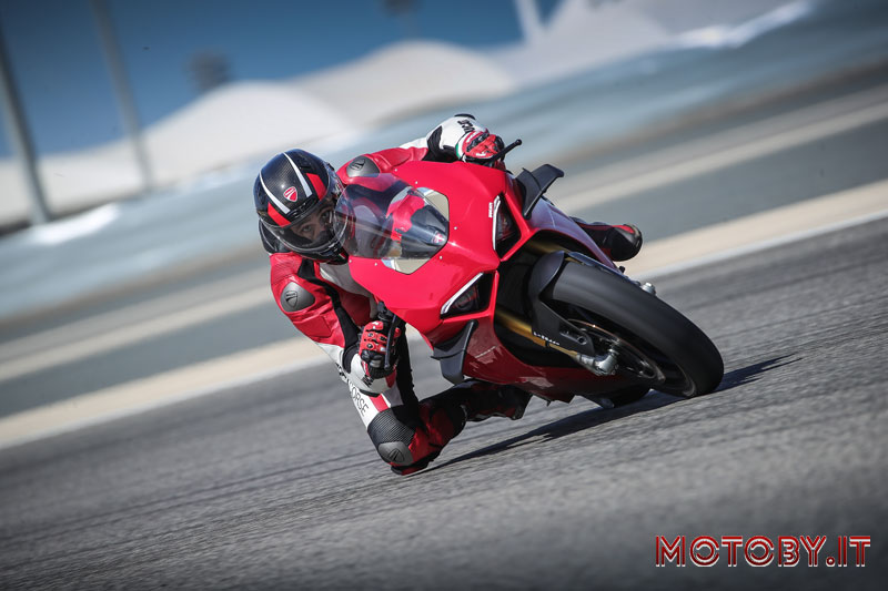 Pirelli con Ducati Panigale V4 2020