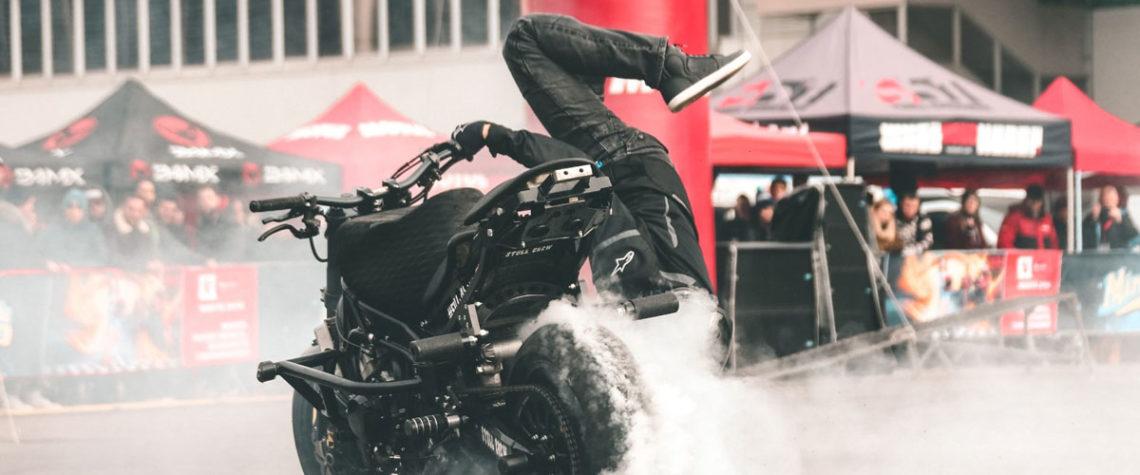 MBE Stunt Man