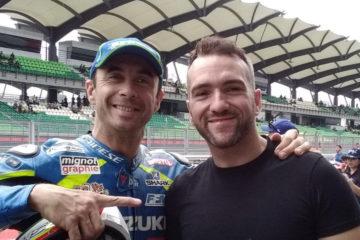 Vincent Philippe e Xavier Simeon