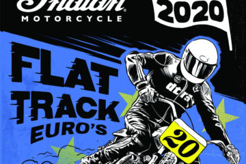 Indian Flat Track Europe