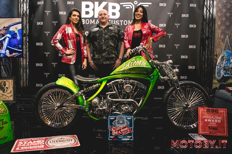 MBE 2020 Bike Show