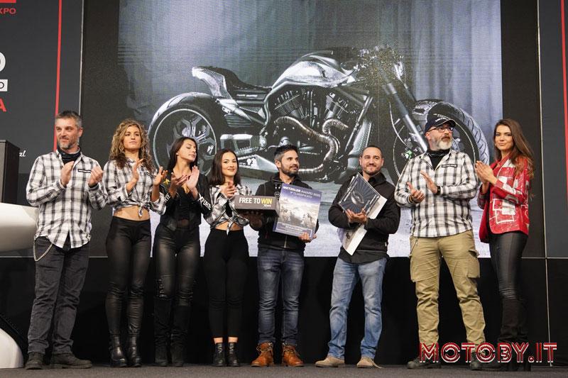 MBE 2020 Bike Show Metzeler