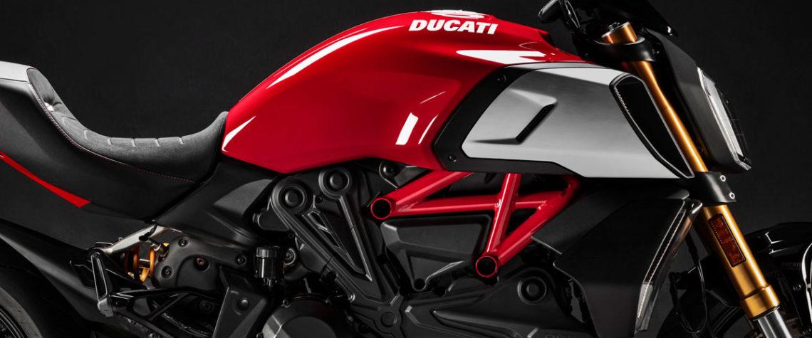 Ducati Diavel 1260S