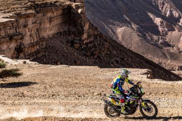 Sherco Dakar Rally