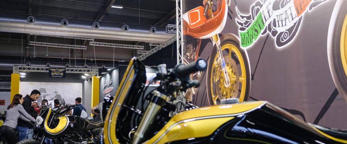 Stile Italiano Motor Bike Expo