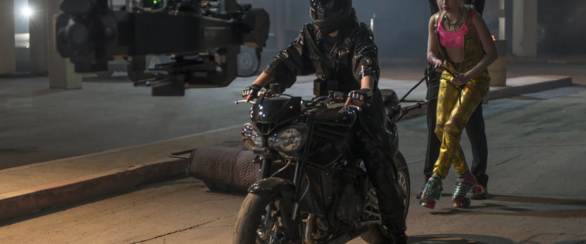 Triumph Street Triple RS Warner Bros Pictures