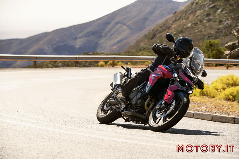Triumph Motorcycles Tiger 900 GT
