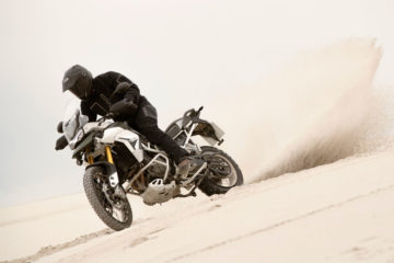 Triumph Motorcycles Tiger 900 Rally