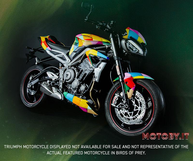 Triumph Motorcycles Bird of Pray
