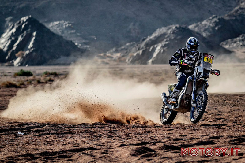 Dakar Rally 2020 Monster Energy Yamaha