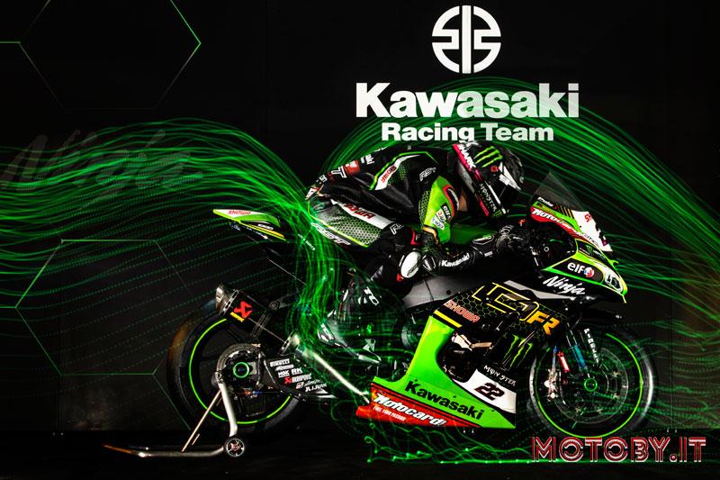 Kawasaki Racing Team WorldSBK 2020 Lowes