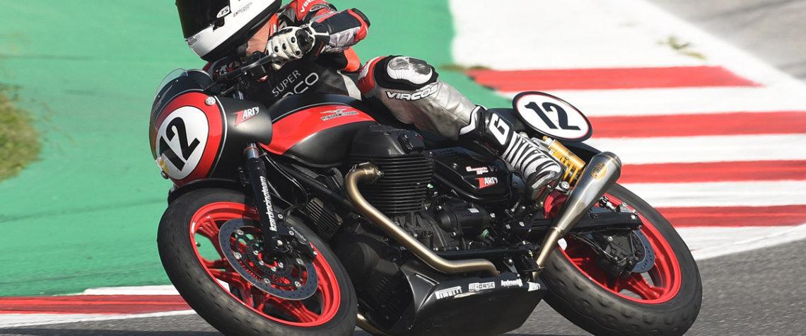 Trofeo Moto Guzzi Fast Endurance
