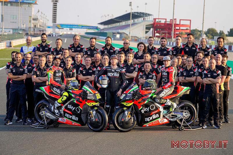 Aprilia Racing RS-GP Team