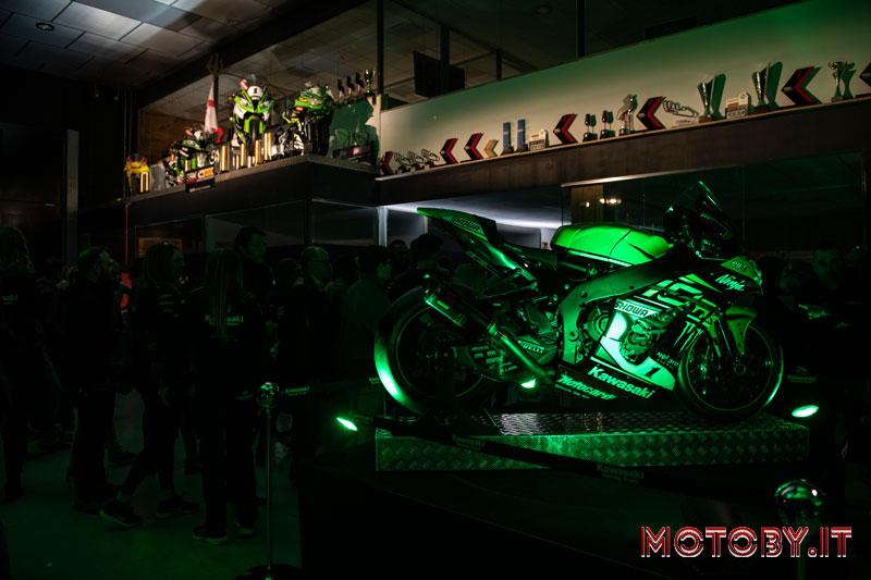 Kawasaki Racing Team WorldSBK 2020