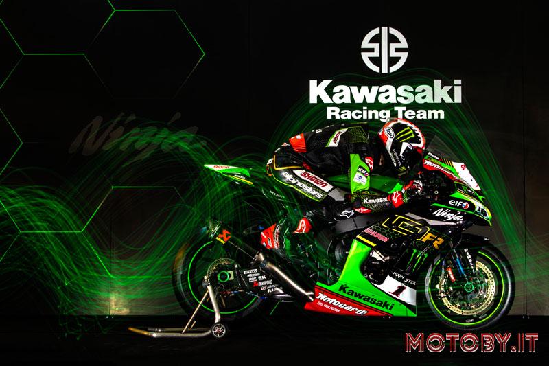 Kawasaki Racing Team WorldSBK 2020 Rea