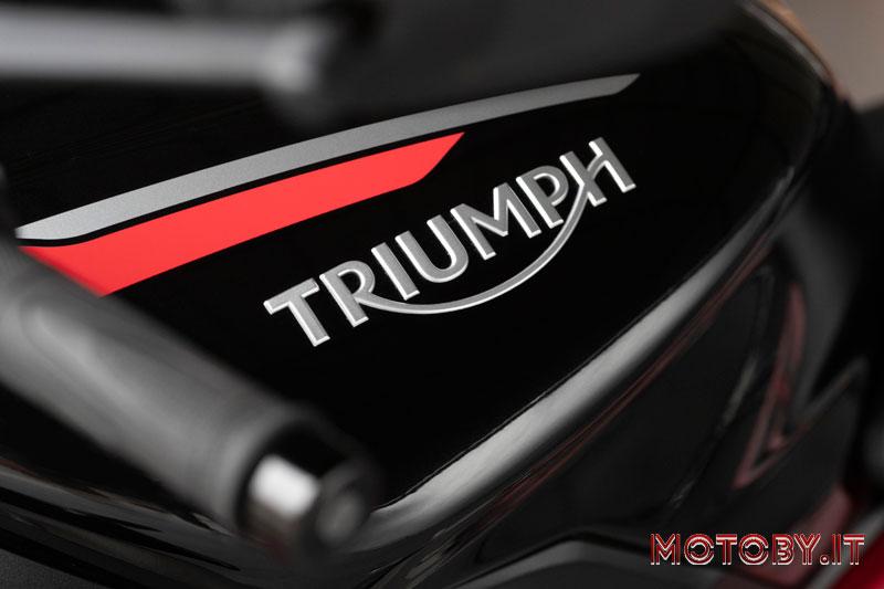 Triumph Street Triple R 2020