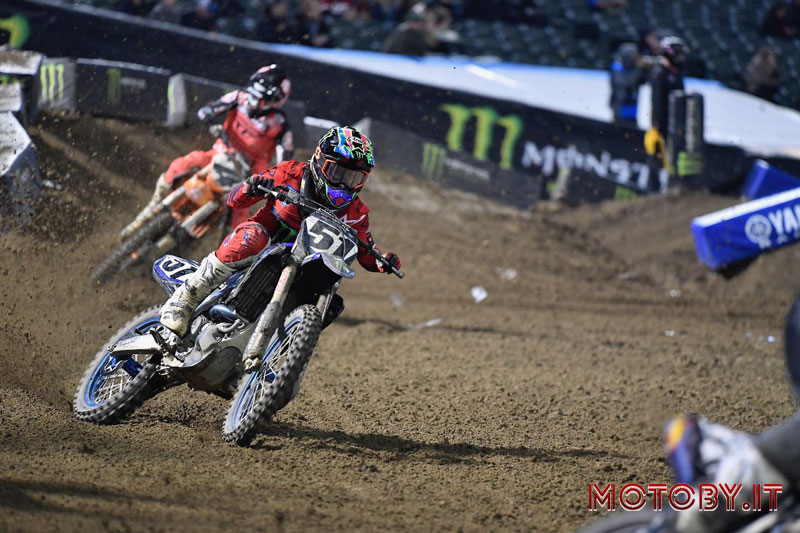 AMA Supercross Yamaha