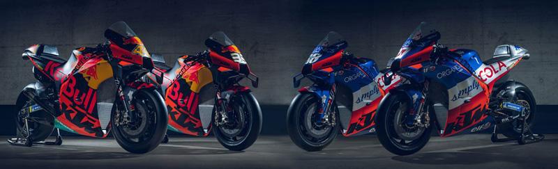 RedBull KTM Tech3 MotoGP
