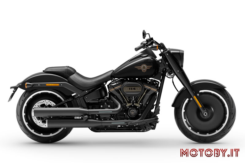 Harley-Davidson Fat Boy 114 Limited Edition