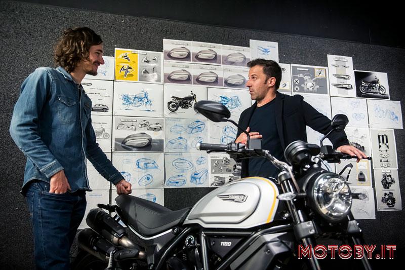 Scrambler Ducati 1100 PRO ArtCenter College of Design