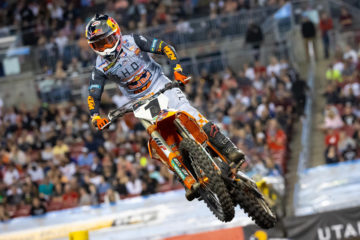 Cooper Webb AMA Supercross KTM