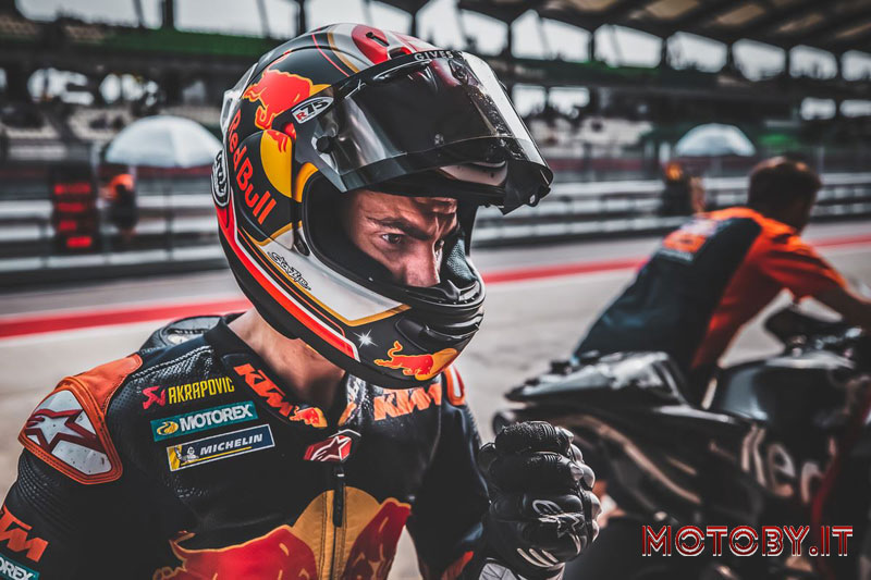 Dani Pedrosa RedBull KTM