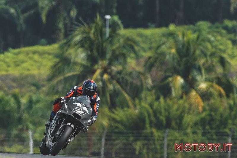 Iker Lecuona RedBull KTM