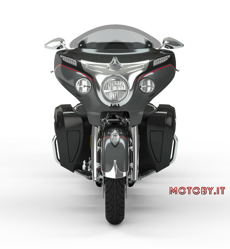 Indian Roadmaster Elite 2020
