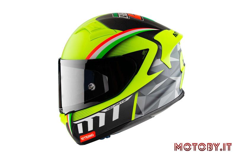 MT Helmets e Andreas Perez
