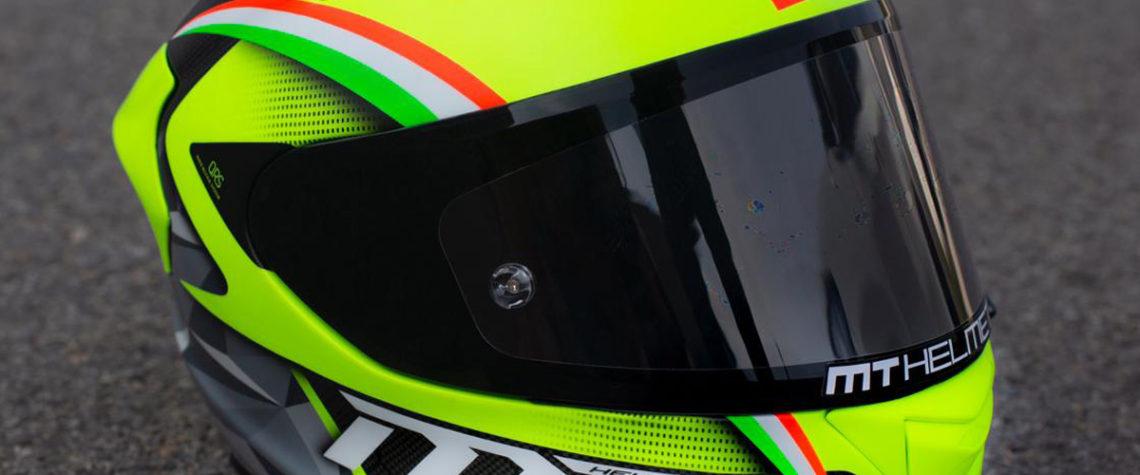 MT Helmets e Stefano Nepa