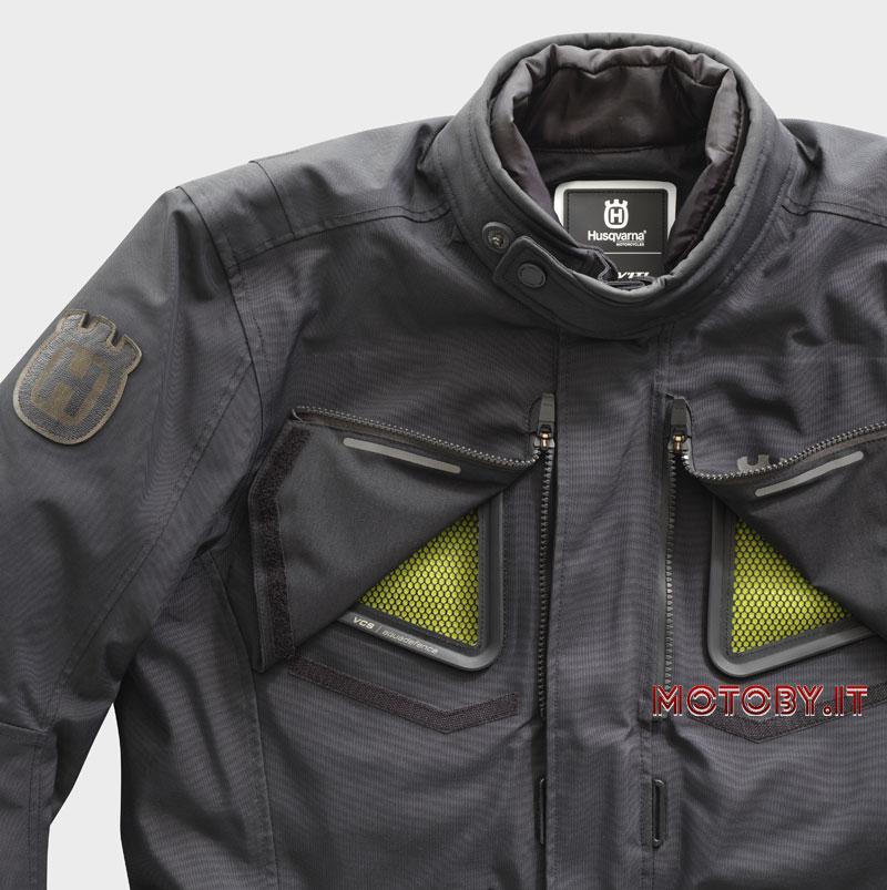 Husqvarna Motorcycles abbigliamento tecnico