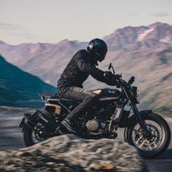 Husqvarna Motorcycles Vitpilen e Svartpilen