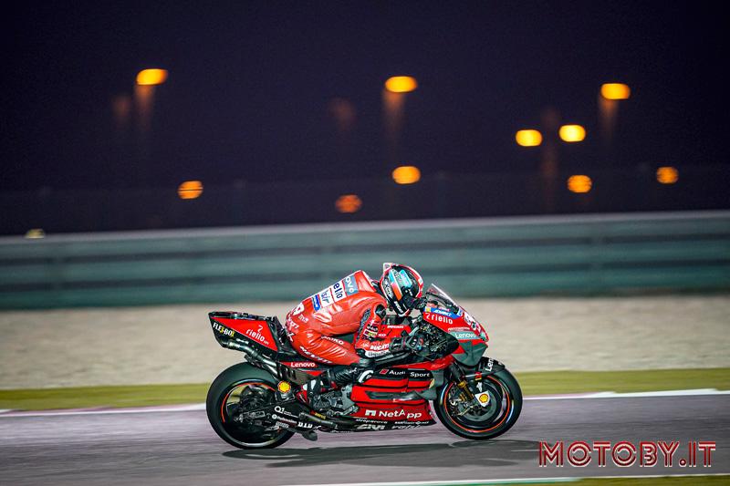 Danilo Petrucci Ducati Qatar
