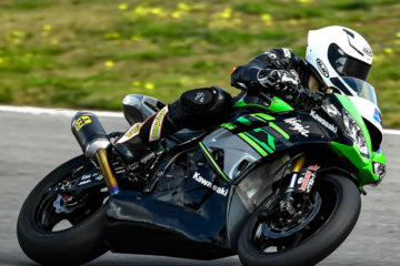 Test in Australia per Kawasaki Puccetti Racing