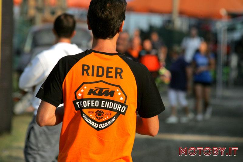 KTM Trofeo Enduro
